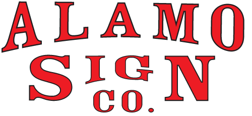 logo | Alamo Sign Co.